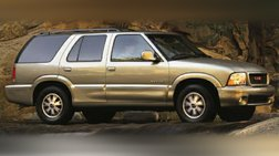 2000 GMC Jimmy 4dr 4WD SUV