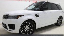 2020 Land Rover Range Rover Sport P525 HSE Dynamic