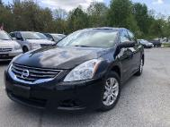 2011 Nissan Altima Hybrid Base
