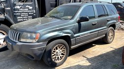 2004 Jeep Grand Cherokee Special Edition