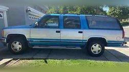 1992 GMC Suburban K1500