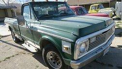 1970 Chevrolet  C20 LONGBED, CLEAN CALIFORNIA TRUCK! 350 AUTO 3/4