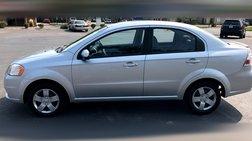 2011 Chevrolet Aveo LT 4-Door