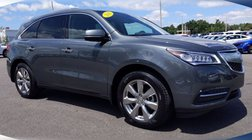 2015 Acura MDX w/Advance w/RES