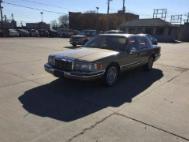 1990 Lincoln Town Car Base