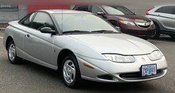 2002 Saturn S-Series SC1