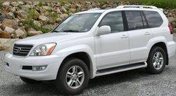 2007 Lexus GX 470 Base