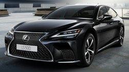 2021 Lexus LS 500 F SPORT