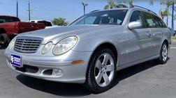 2004 Mercedes-Benz E-Class E 320
