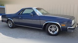 1983 Chevrolet El Camino SS