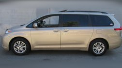 2013 Toyota Sienna XLE FWD 8-Passenger V6