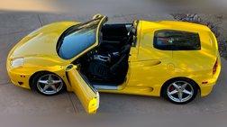 2001 Ferrari 360 Spider Base