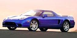 2002 Acura NSX Base
