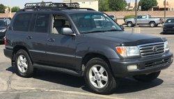 2004 Toyota Land Cruiser Base