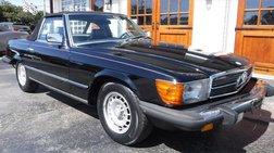 1985 Mercedes-Benz 380-Class 380 SL