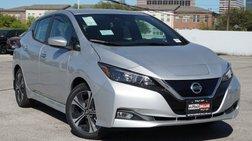 2021 Nissan LEAF SV