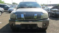 2006 Nissan Armada SE Off-Road