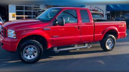 2005 Ford F-250 Lariat SuperCab 4WD