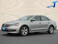 2014 Volkswagen Passat SE PZEV