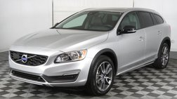 2016 Volvo V60 Cross Country T5