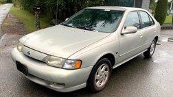 1999 Nissan Sentra GXE