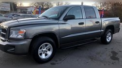 2008 Dodge Dakota 2WD Crew Cab SXT