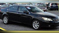 2009 Lexus ES 350 Base