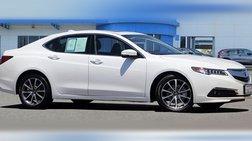 2017 Acura TLX V6 w/Advance