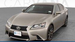 2015 Lexus GS 350 GS 350 Sedan 4D