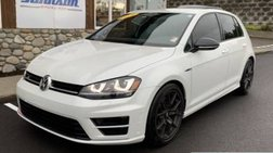 2016 Volkswagen Golf R Base