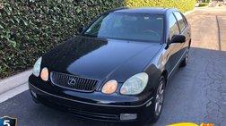2003 Lexus GS 430 Base
