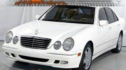 2002 Mercedes-Benz E-Class E 430
