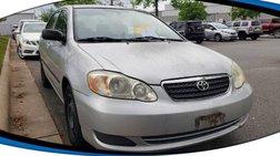 2006 Toyota Corolla LE