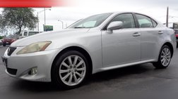 2006 Lexus IS 250 Base