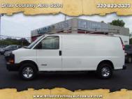 2005 Chevrolet Express Cargo Van 3500