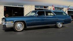 1970 Cadillac Fleetwood Very Rare Wagon