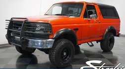 1993 Ford Bronco 4x4 Custom