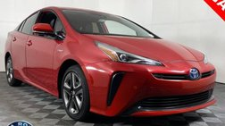 2020 Toyota Prius Limited