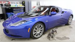 2010 Lotus Evora 2+2