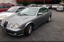 2003 Jaguar S-Type 3.0