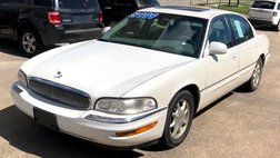 2000 Buick Park Avenue Base