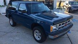 1992 Chevrolet S-10 Blazer 2dr