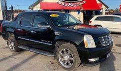 2009 Cadillac Escalade EXT Base