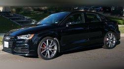 2016 Audi S3 2.0T quattro Premium Plus