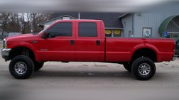 2004 Ford F-350 XLT Crew Cab Long Bed 4WD