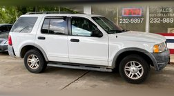 2002 Ford Explorer XLS