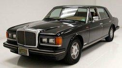 1988 Bentley Sedan