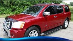 2006 Nissan Armada SE SE 4dr SUV