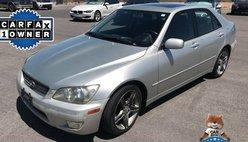 2001 Lexus IS 300 Base