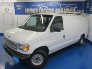 2002 Ford E-Series Van E-150
